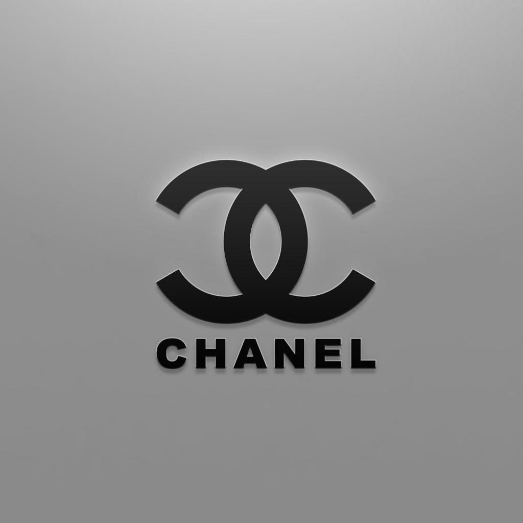 chanel logo ipad wallpaper download free ipad