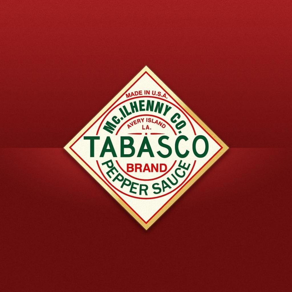 Tabasco Sauce Logo