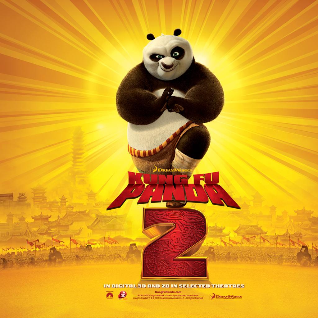 Kung Fu Panda 2 Download Wallpaper Preview