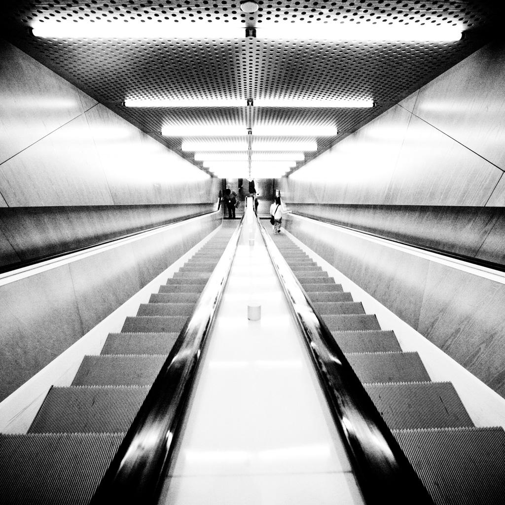 lord vader escalator